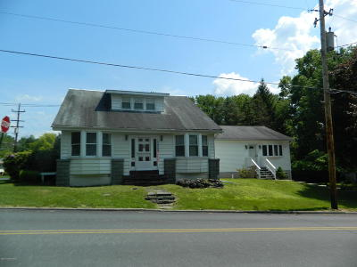 East Stroudsburg Multi Family Home For Sale: 25 Spangenburg Ave