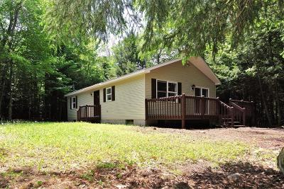 Pocono Summit Single Family Home For Sale: 513 Marmet Ln