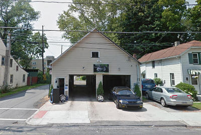 Stroudsburg Commercial For Sale: 39 N 10th St