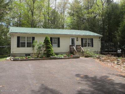 Jim Thorpe Single Family Home For Sale: 17 Smith Cir