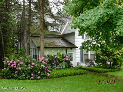 Mount Pocono Single Family Home For Sale: 31 Knob Rd