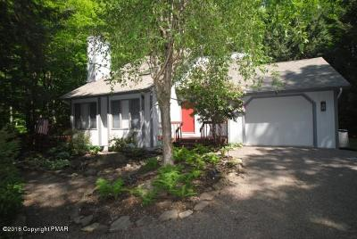 Single Family Home For Sale: 1360 Pine Cone Rd