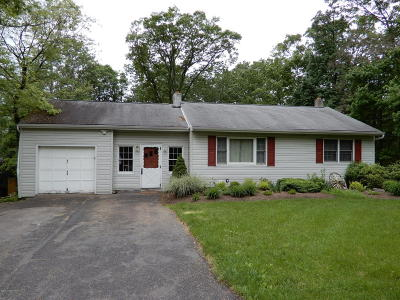 Cresco Single Family Home For Sale: 265 Oak Ln