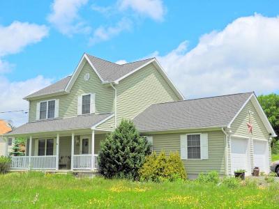 Blakeslee Single Family Home For Sale: 660 Kuhenbeaker Road