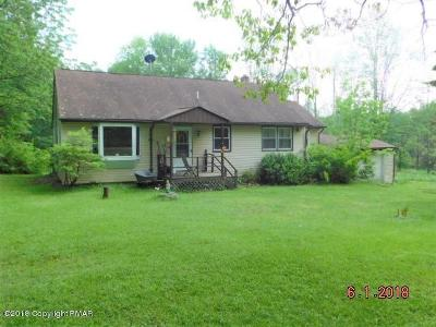 Canadensis Single Family Home For Sale: 2303 Gravel Rd