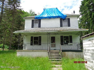 Gouldsboro Single Family Home For Sale: 24 3rd St