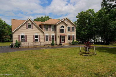 Long Pond Single Family Home For Sale: 1251 Summit View Drive