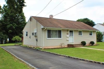 Stroudsburg PA Single Family Home For Sale: $145,000