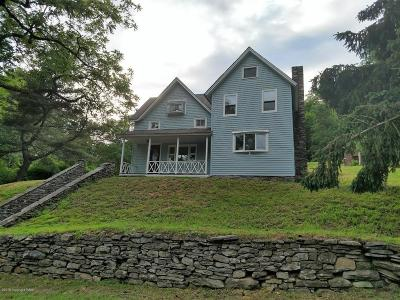 Canadensis Single Family Home For Sale: 2193 Beartown Rd
