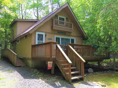 Pocono Lake Single Family Home For Sale: 179 Mohican Trl