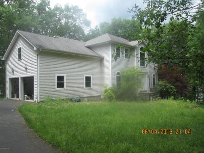 Stroudsburg Single Family Home For Sale: 425 Sassafrass Way