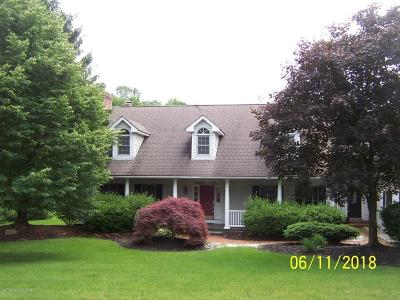 Lehigh County, Northampton County Single Family Home For Sale: 5270 Creekview Dr