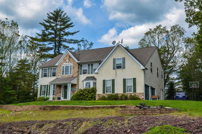East Stroudsburg Single Family Home For Sale: 6107 High Point Court