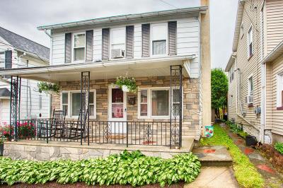 Bangor Single Family Home For Sale: 612 Pennsylvania Ave