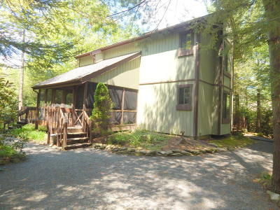 Lake Naomi, Timber Trails Single Family Home Sold: 313 Duster Rd