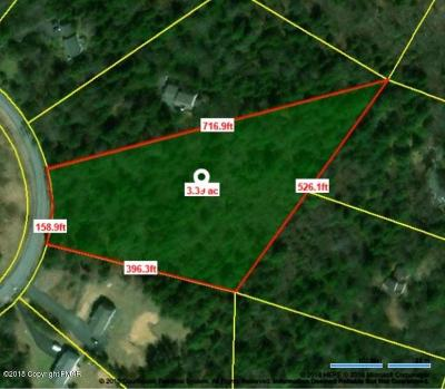 Long Pond Residential Lots & Land For Sale: Minsi Trl
