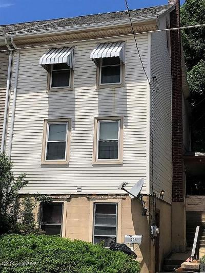 Jim Thorpe Single Family Home For Sale: 508 Center Ave