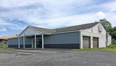 Monroe County Commercial For Sale: 526 Marion Ln