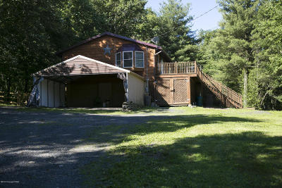 Stroudsburg Single Family Home For Sale: 399 Sawmill Rd