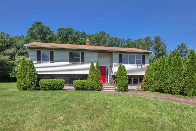 Brodheadsville Single Family Home For Sale: 818 Fawn View Rd