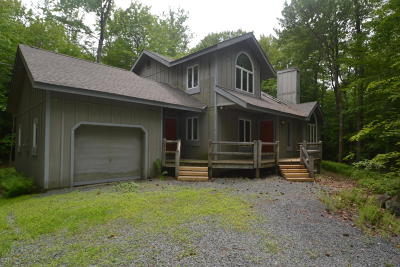 Pocono Pines PA Single Family Home For Sale: $254,900