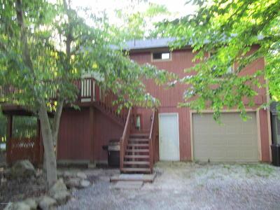 Tobyhanna PA Single Family Home For Sale: $110,000