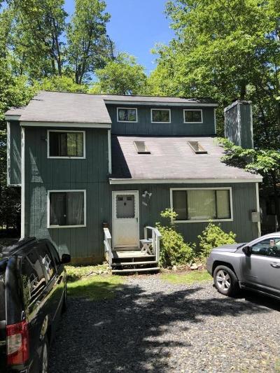 Tobyhanna PA Single Family Home For Sale: $79,000