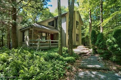 Pocono Pines PA Single Family Home For Sale: $235,000