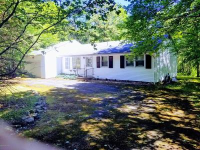 Pocono Summit Single Family Home For Sale: 5152 Pine Tree Ln