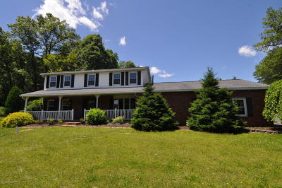 Jim Thorpe Single Family Home For Sale: 1857 State Route 903