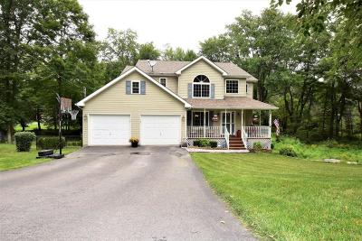 East Stroudsburg PA Single Family Home For Sale: $229,000