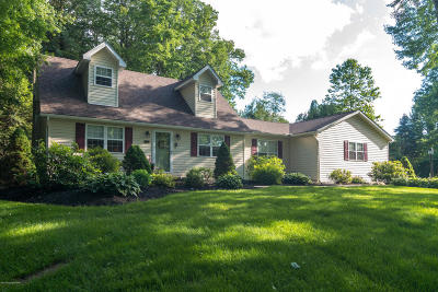 Effort Single Family Home For Sale: 1460 Winter Ct
