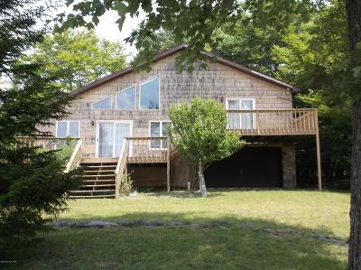 Tobyhanna PA Single Family Home For Sale: $139,000