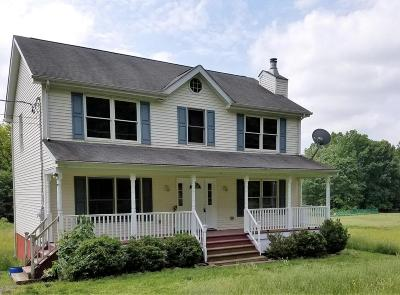 Monroe County, Pike County Rental For Rent: 592 Cold Springs Rd