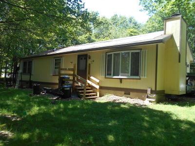 Albrightsville Single Family Home For Sale: 115 Chestnut Ln