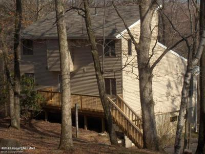 Tannersville Single Family Home For Sale: 3210 Birch Hill Hl