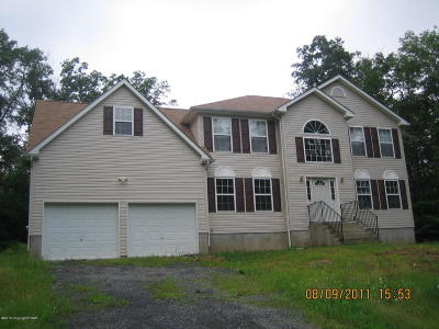 Monroe County, Pike County Rental For Rent: 497 Seese Hill Rd