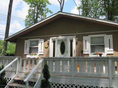 Tobyhanna PA Single Family Home For Sale: $105,000