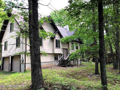 Canadensis PA Single Family Home For Sale: $174,900