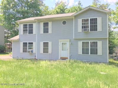 East Stroudsburg PA Single Family Home For Sale: $78,375