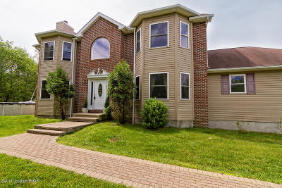 Effort Single Family Home For Sale: 659 Twisted Oak Ln