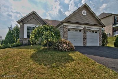 East Stroudsburg Single Family Home For Sale: 3301 Doral Court