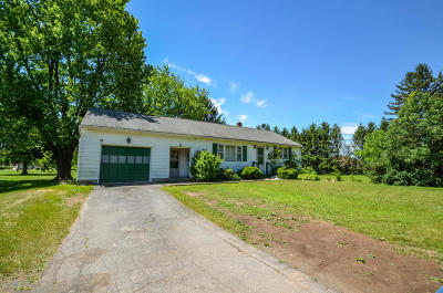 Single Family Home For Sale: 1324 Route 209 Rte