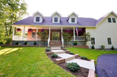 Bangor Single Family Home For Sale: 1372 Blue Mountain Drive