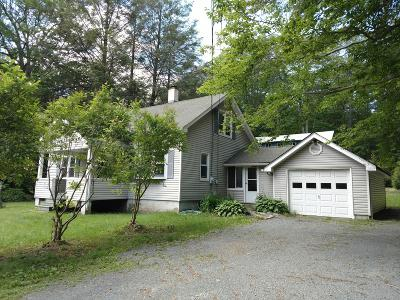Pocono Lake Single Family Home For Sale: 1087 Route 940 Rte