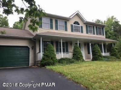 Monroe County, Pike County Rental For Rent: 199 Ash Dr