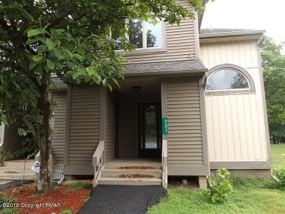 East Stroudsburg Single Family Home For Sale: 201 Northslope Ii Rd