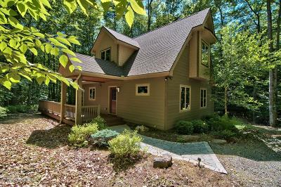Single Family Home For Sale: 1113 Deer Trail Rd.