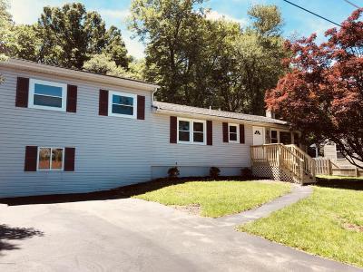 Stroudsburg Single Family Home For Sale: 1707 Rosebriar Ln