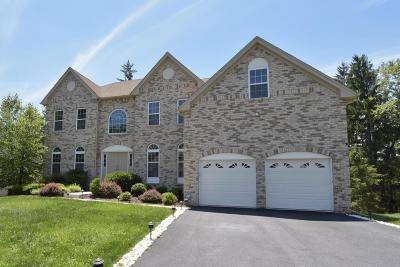 Country Club Of The Poconos Single Family Home For Sale: 519 Tiger Ct